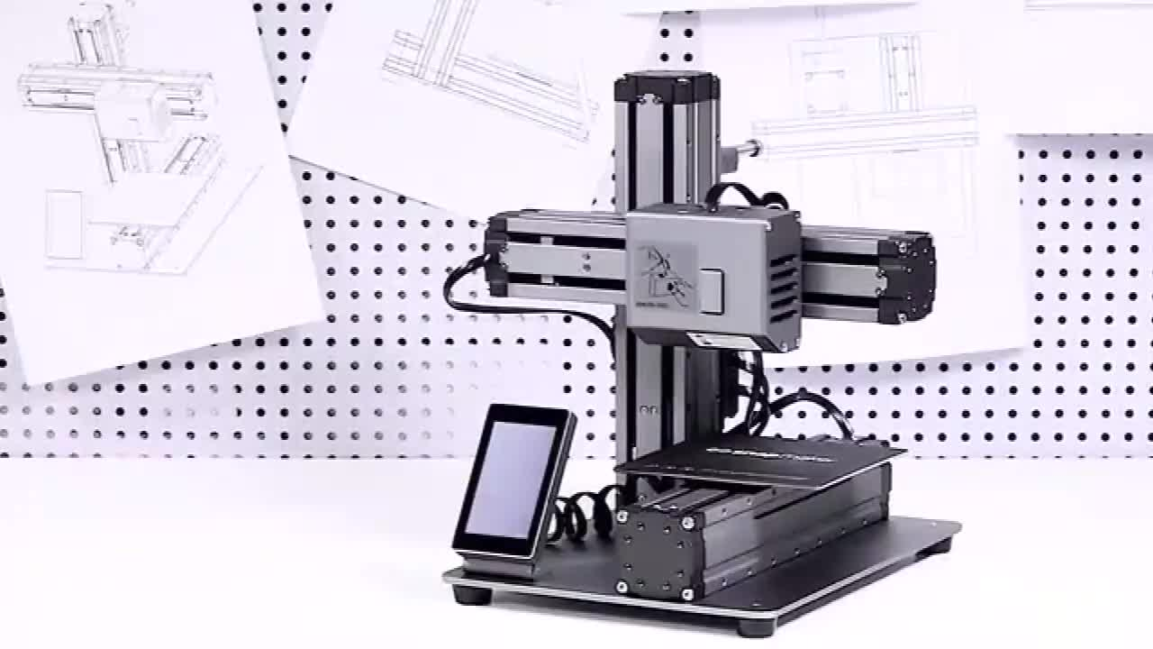 best price Snapmaker 3D printer machine cnc carving machine laser engraving machine 3-1sale for teaching