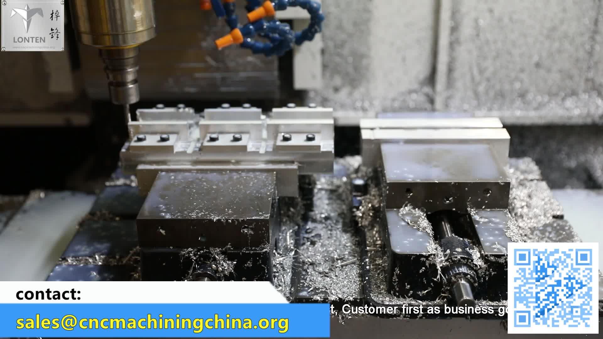 高精度カスタムアルミ cnc 加工部品自動販売鋼自動使用される予備部品自動洗車圧力機ポンプ