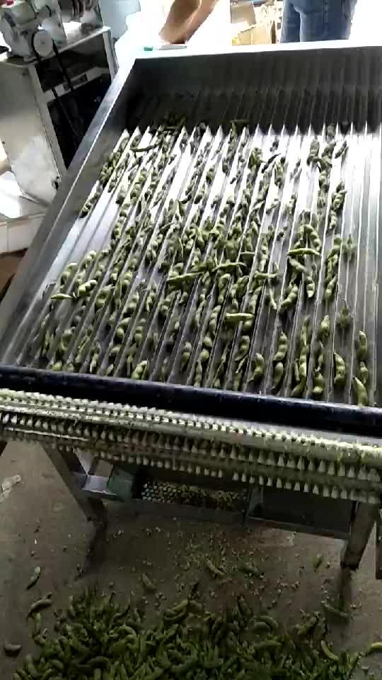 Sheller Peeling Máquina Descascador De Feijão Verde Ervilha ervilha Especial
