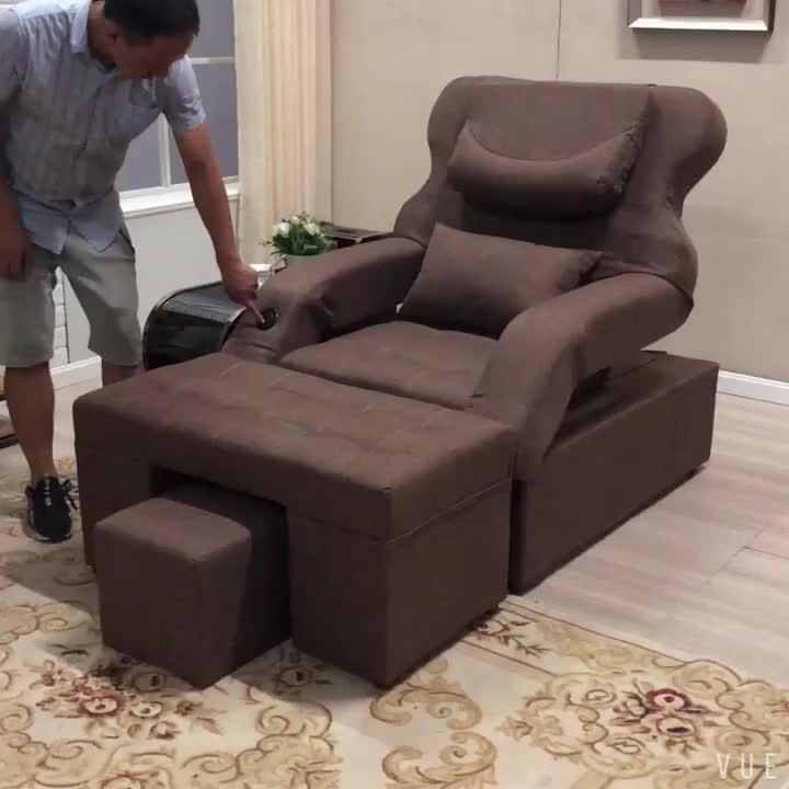 เก้าอี้สปาเท้าทำเล็บมือ,แคปซูลไข่อวกาศหรูหราร้านทำเล็บสปาเท้า