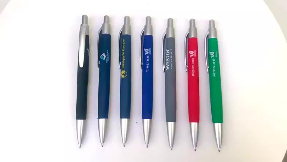 Sconto Personalizzato Promozionale penna di Plastica A Buon Mercato