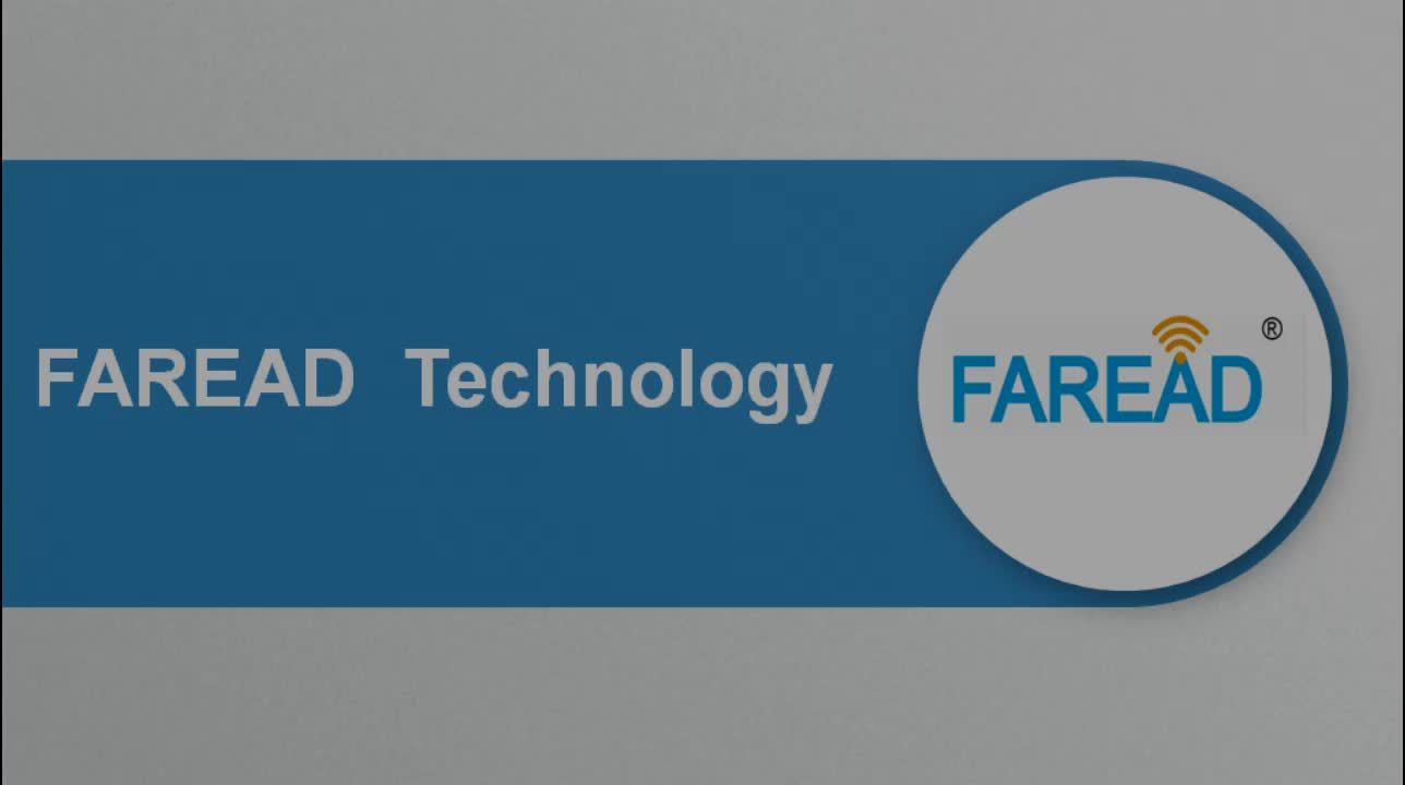ISO11784/785 FDX-B cow cattle tracking system rfid animal ear tag for livestock identification
