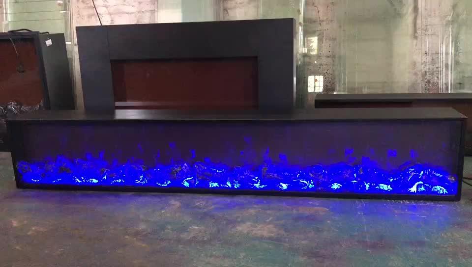 Yüksek kaliteli mermer şömine elektrikli şömine ev dekorasyon elektrikli şömineler