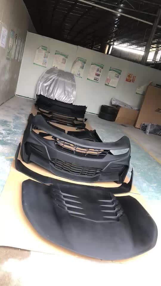 Per chevrolet Camaro wide body kit nuovo di stile body kit per camaro Trasformatore di stile