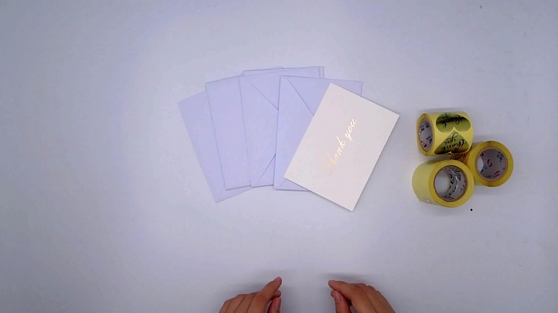 Geri dönüşümlü zarflar kraft kağıt erişim boş zarf kartı İNGILTERE