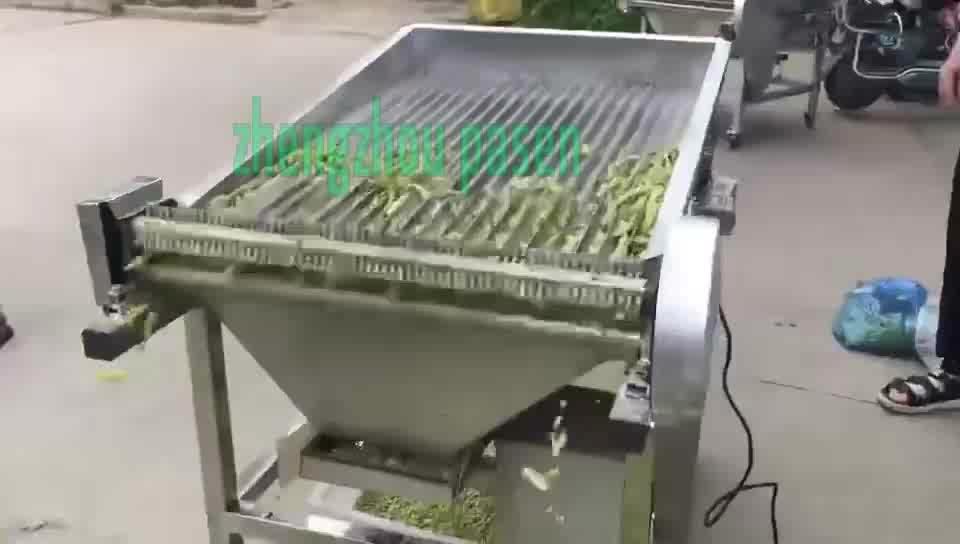 녹색 콩 셸러 Edamame 포격기