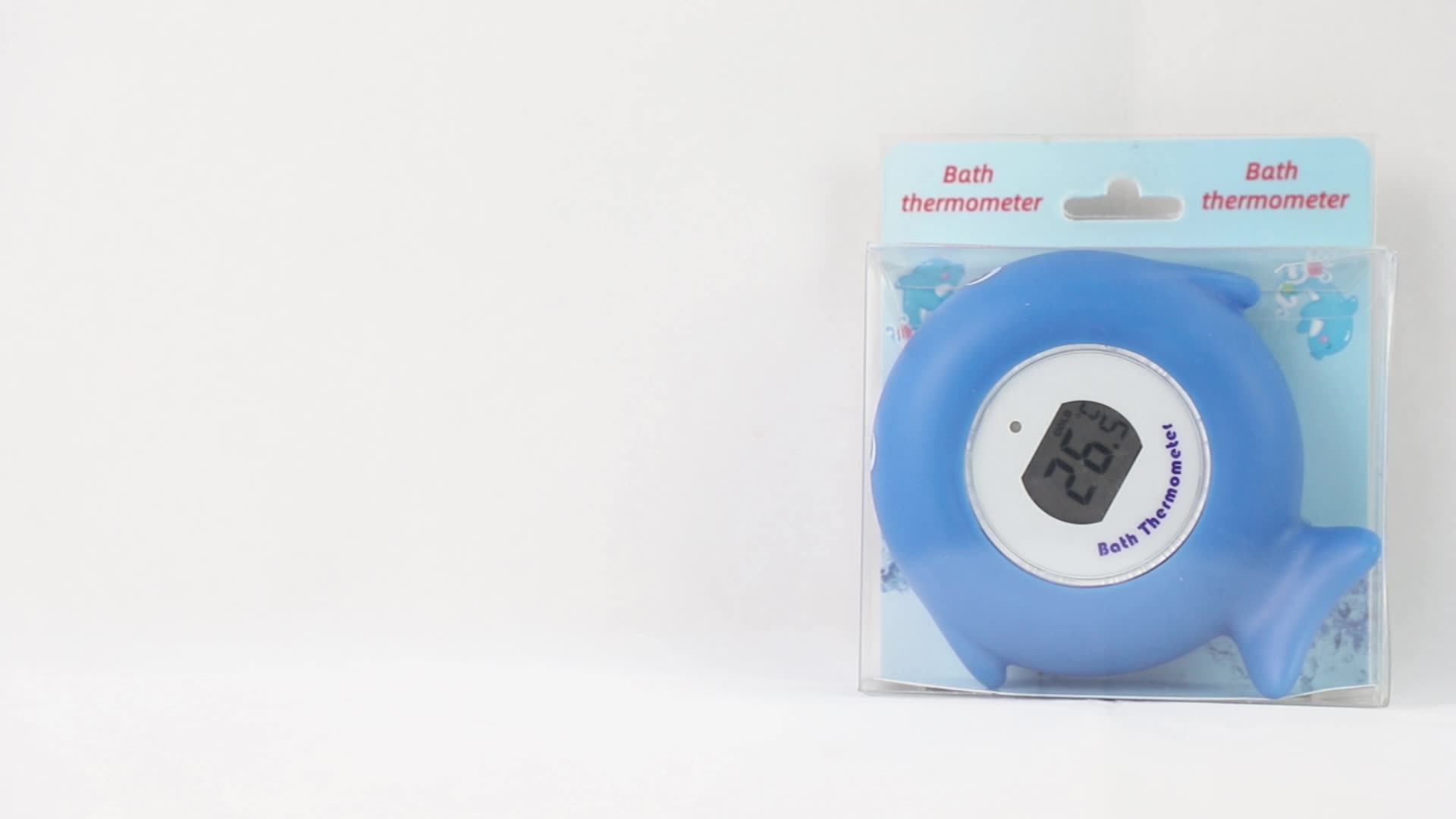 Baby Bath Water Thermometer Harmless Health  Cute Fish Appearance Environmental Protection Material