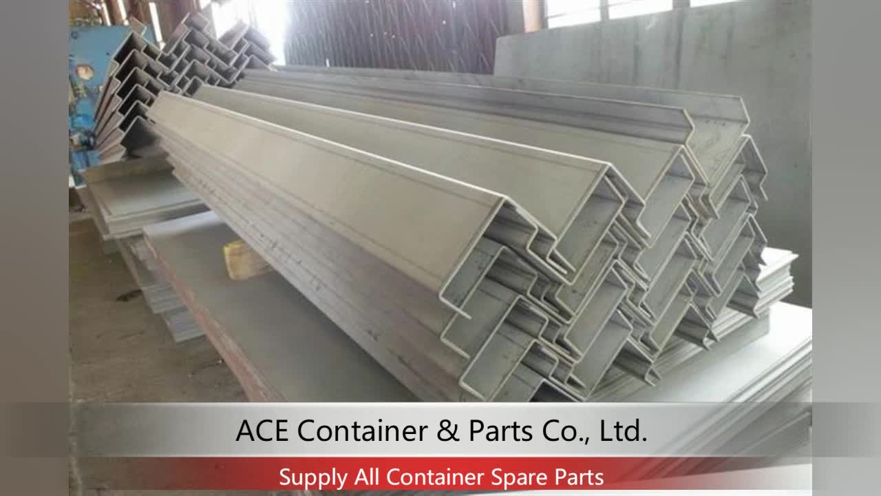 Professional Shipping Container Spare Parts Supplier