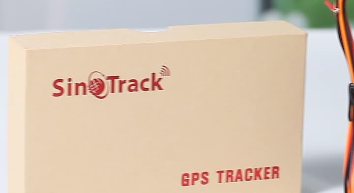 पेशेवर मोटरसाइकिल ऑटो कार ट्रैकिंग स्थान के साथ डिवाइस ST-901 निविड़ अंधकार जीपीएस ट्रैकर सिम कार्ड