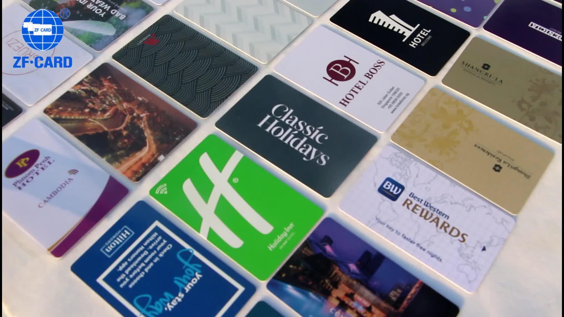 뜨거운 판매 맞춤형 호텔 키 카드 adel 경쟁력있는 품질