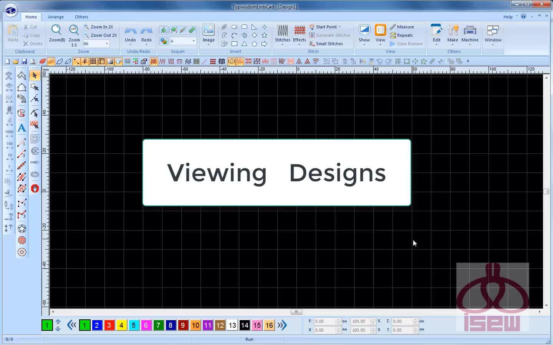 WONYO Dahao ISEW emCAD पैटर्न डिजाइन प्रणाली कढ़ाई सॉफ्टवेयर
