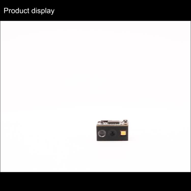 Mini Ingebed QR code Barcode Scanner Module