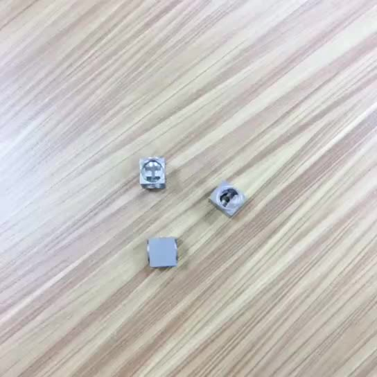 Metal injection moulding MIM products