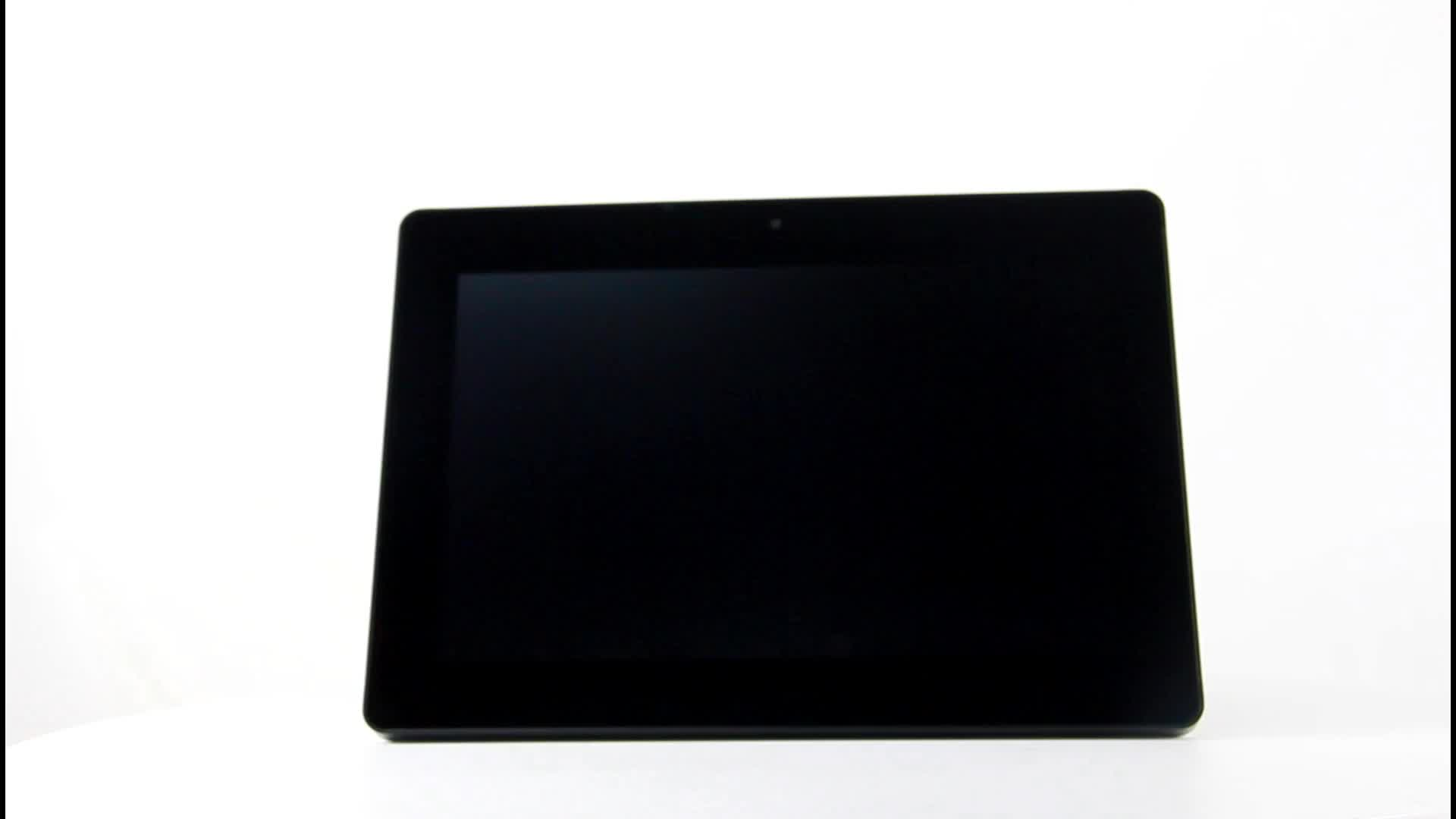 POS Kiosk AIO 12 inch Android Tablet with IPS Touch Screen Wifi RJ45