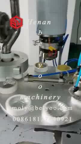 Automatic Pie Maker Egg Tartlet Presser Egg Tart Machine