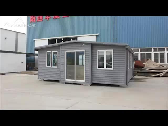 中国輸出輸出プレハブコンテナハウス事前製造コンテナハウス