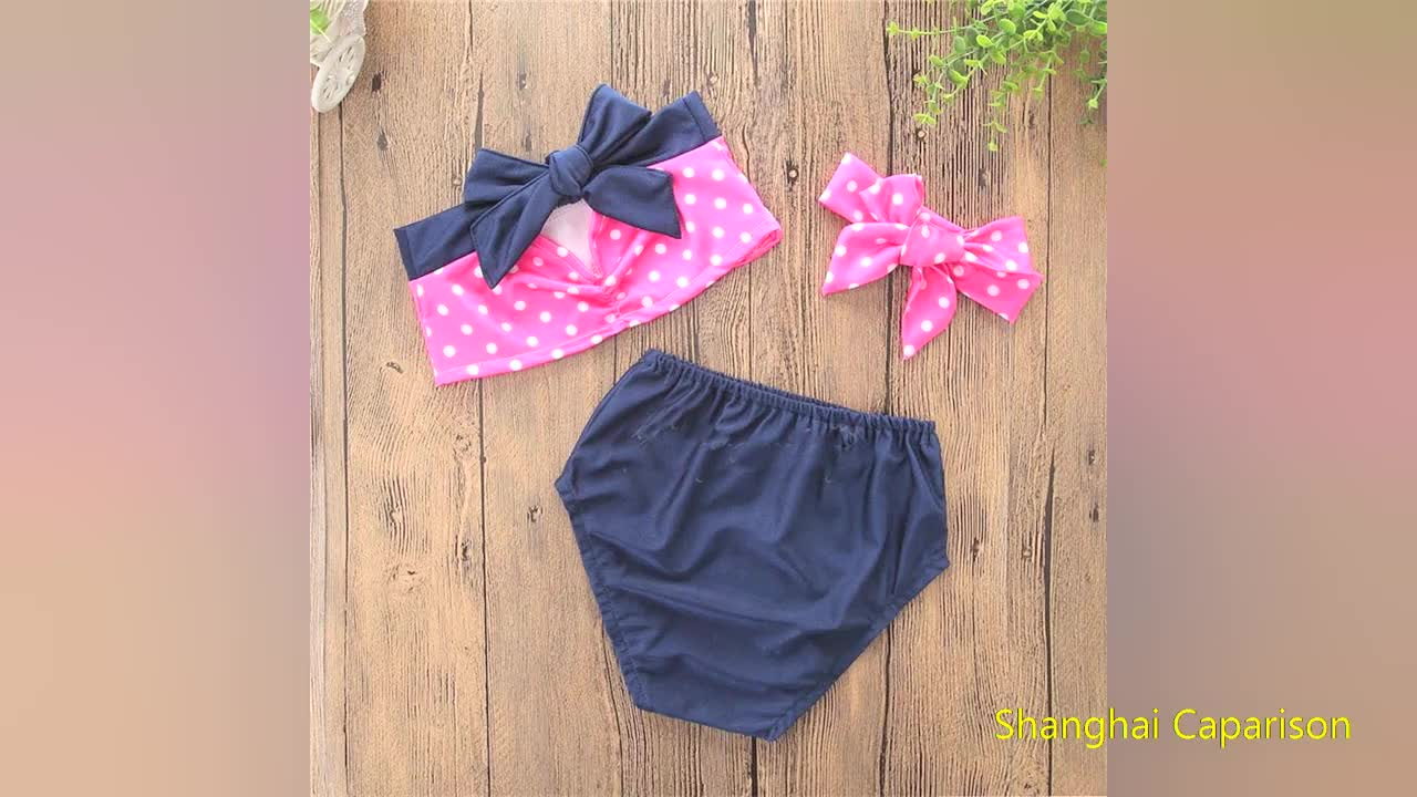 ขายส่งฤดูร้อนว่ายน้ำสำหรับเด็กสวมใส่สาวชุดว่ายน้ำชุดว่ายน้ำสำหรับเด็ก