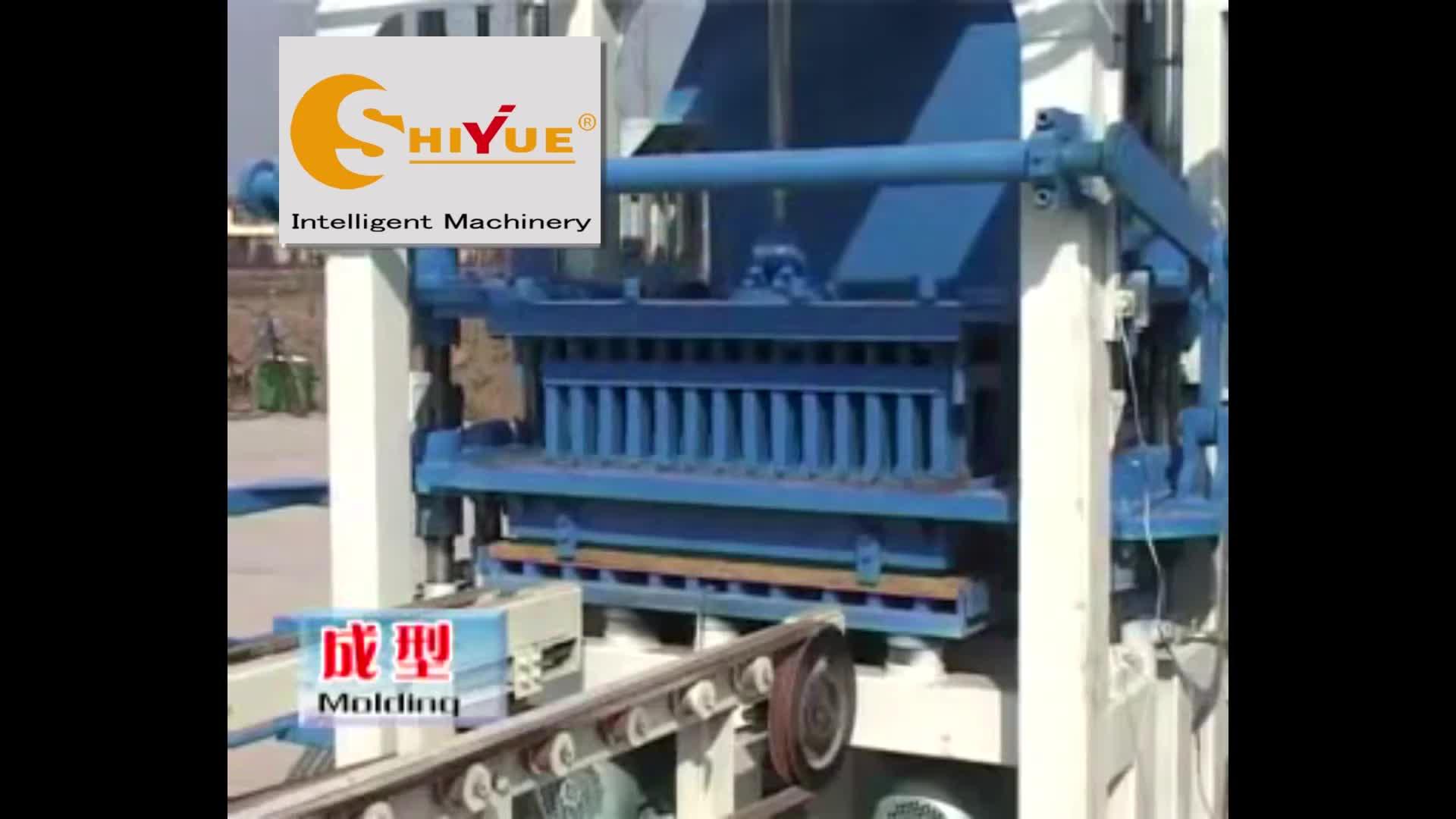 QT4-macchina del blocco pavimentazione in giamaica