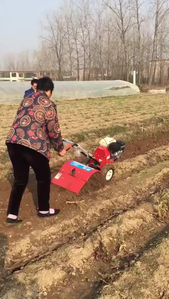 गर्म बेचने कृषि एटीवी रोटावेटर वीडर घास कृषक मशीन
