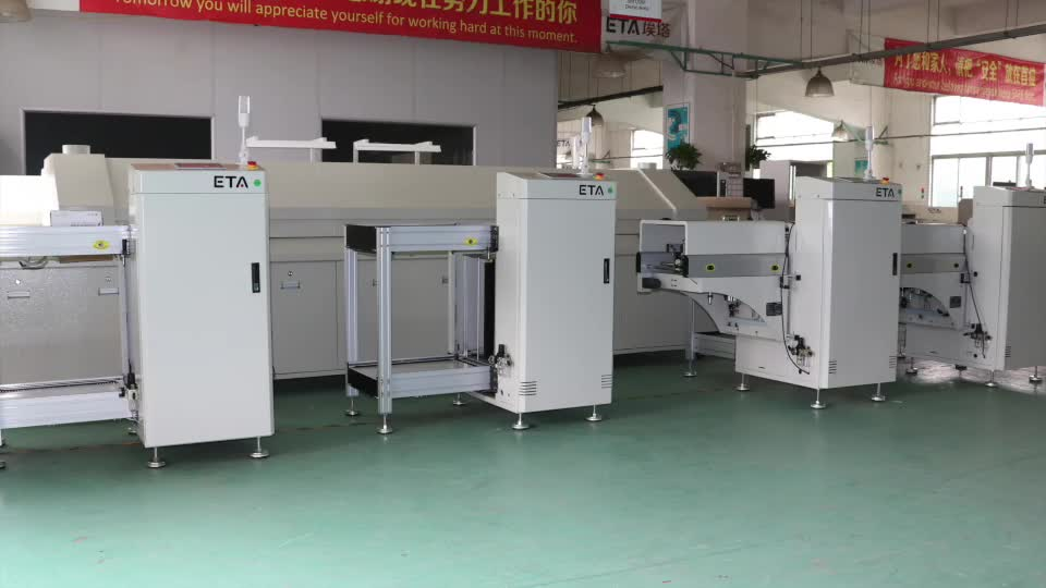 Automatic SMT Loader/Unloader,Bare Board Loader/with Pass Through Mode