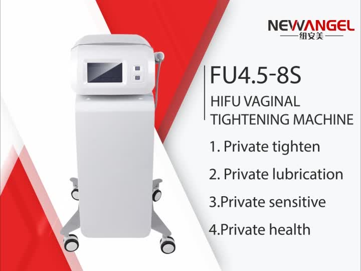 Factory Price Vaginal Tightening Vaginal Rejuvenation Hifu Beauty Machine