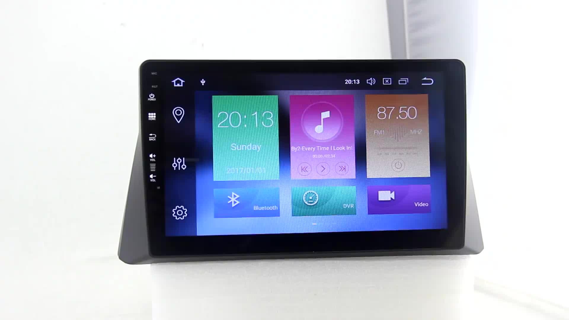 PX5 octa núcleo da tela de toque do carro dvd player android 8.0 universal para VW/Volkswagen Passat Magotan golf com gps rádio 4g cartão SIM