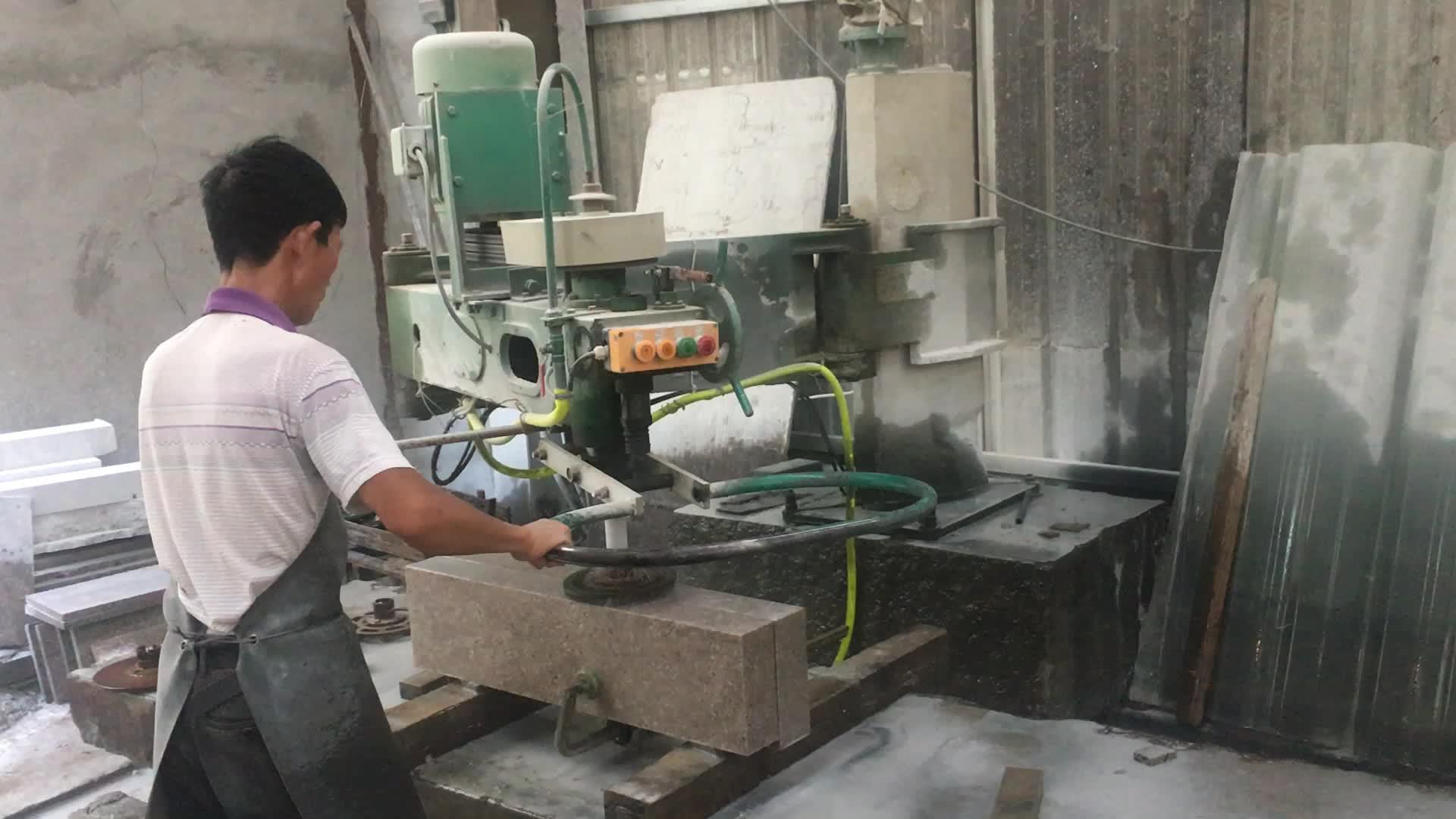 Hand stone edge grinding machine, manual stone edge grinder