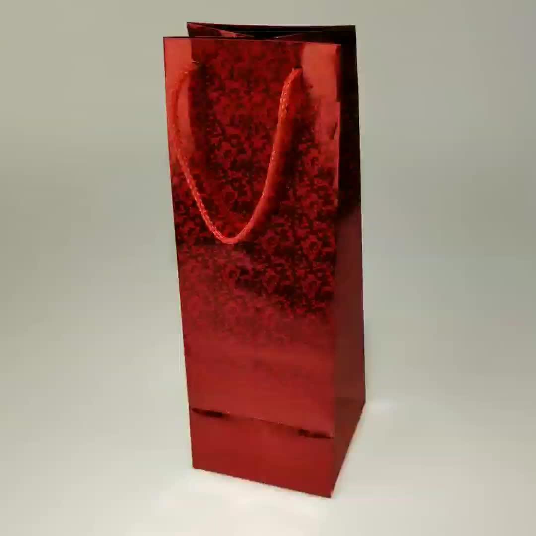 Di Alta Qualità su ordinazione Bella di Lusso di Carta Cartone Liquore Confezione Regalo di Vino Scatola regalo Vino