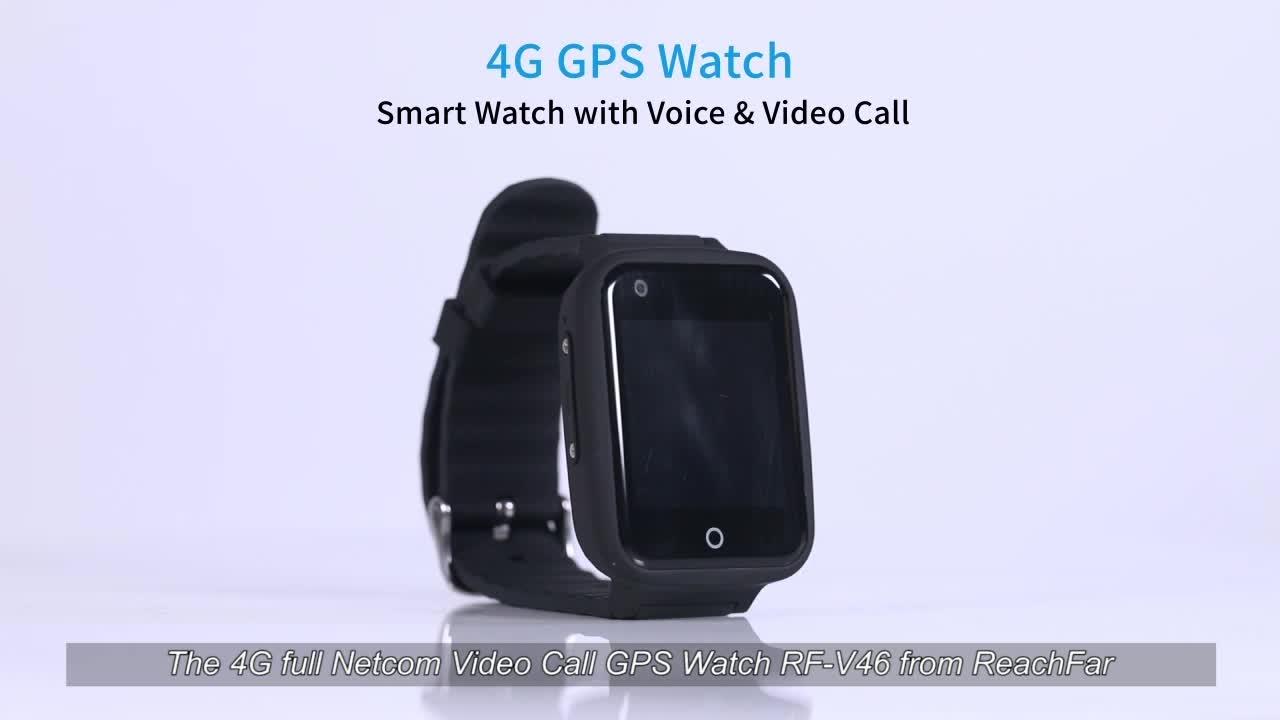 Mini Chống Thấm Nước Sport 3G 4G Micro SOS Thông Minh Đồng Hồ GPS Tracker Cho Trẻ Em Trẻ Em Trẻ Em Chạy Theo Dõi Thiết Bị