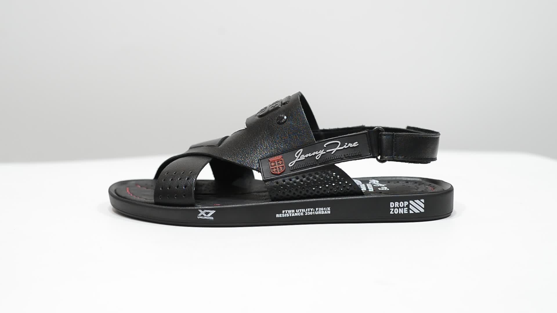 Men's sandals shoes, L723 chp