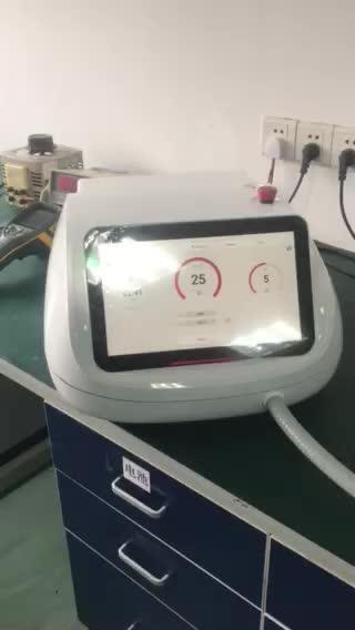 2019 GIGAA 810nm Diode Laser/ laser hair removal doctor /fiber coupled diode laser machine (FDA)
