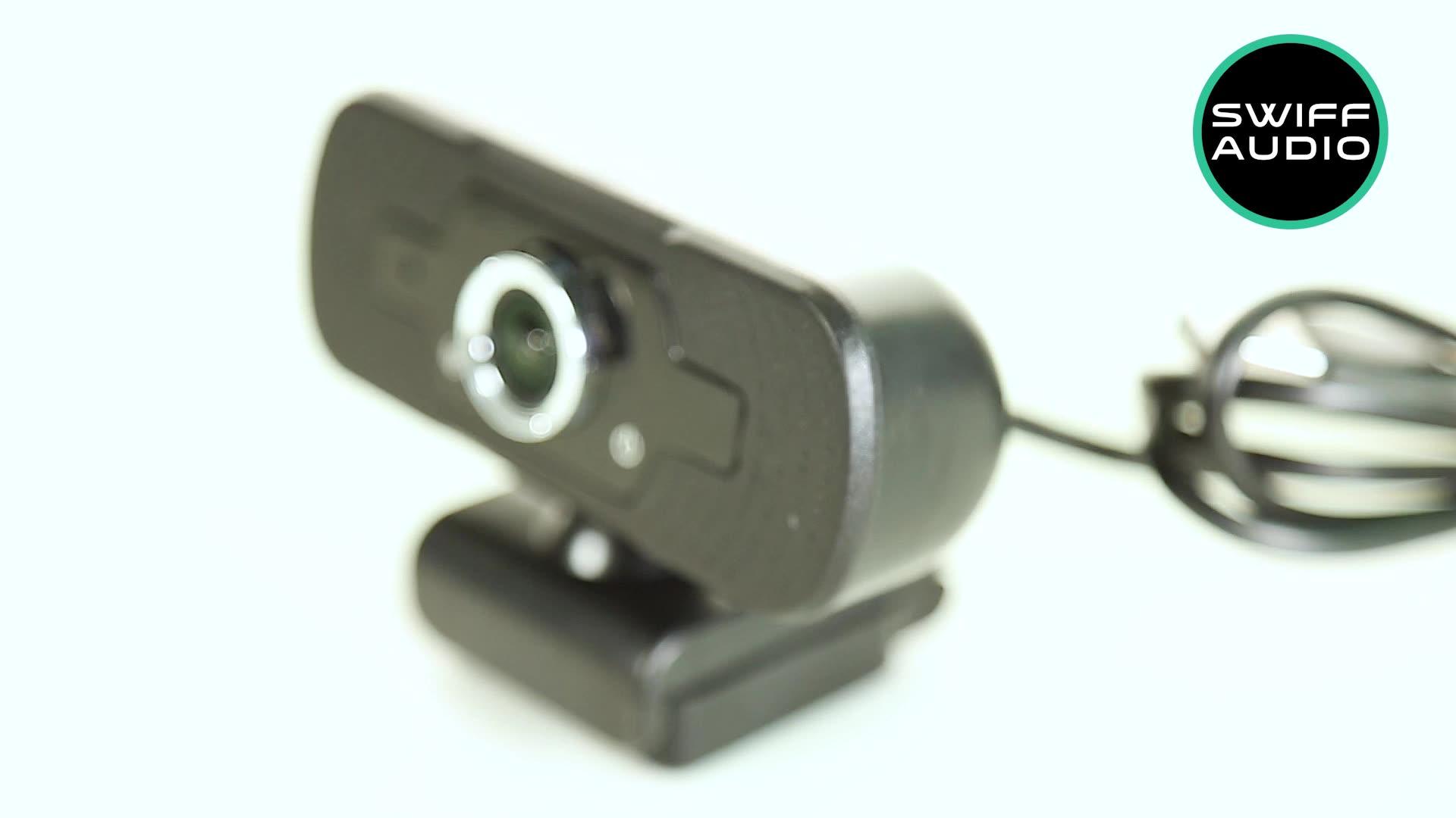 1080p usb kamerası kamera webcam mic sürücüsü ile pc laptop