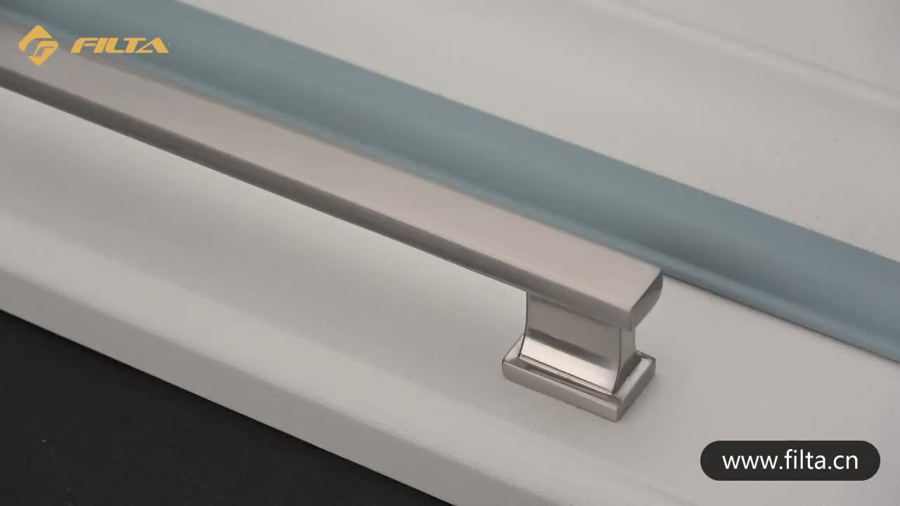 China new designs zinc durable furniture cabinet handle 2891