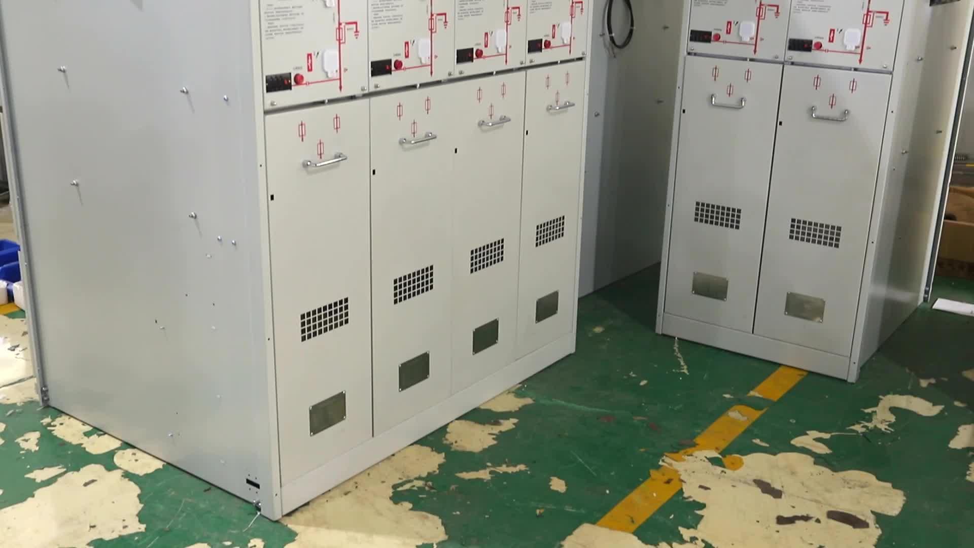 Hot sale electric equipment switchgear control panel