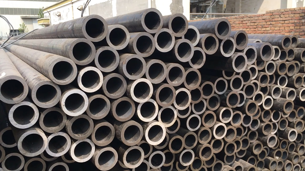 galvanized steel pipe sae 1045 seamless steel pipe