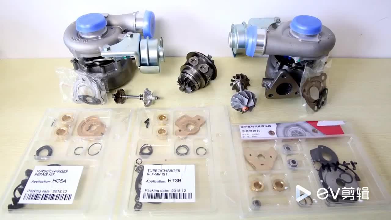GT1749S turbo Tăng Áp tuabin 28200-42800 49135-04350 đối với Hyundai Starex Đại 1.5L