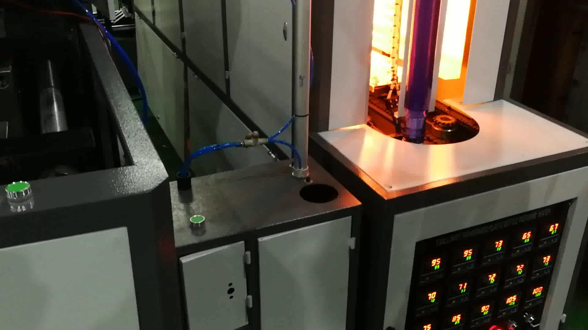 5 Galloni Bottiglia di Acqua Semi-Auto Macchina Pet Salto