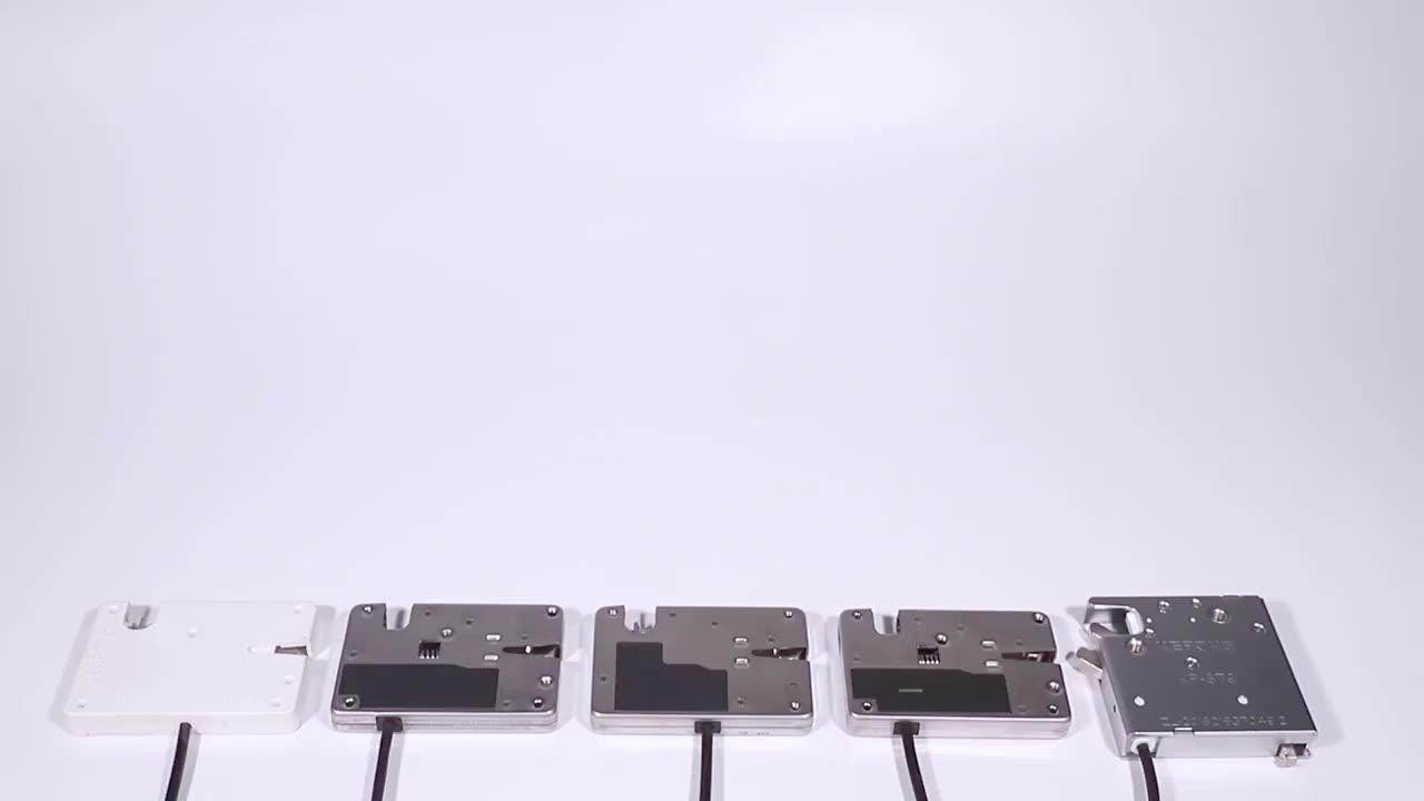 KERONG Electronic logistic Bolt QR Code Locker Lock &  Storage Cabinet Lock for Smart qr code locker with Access Control