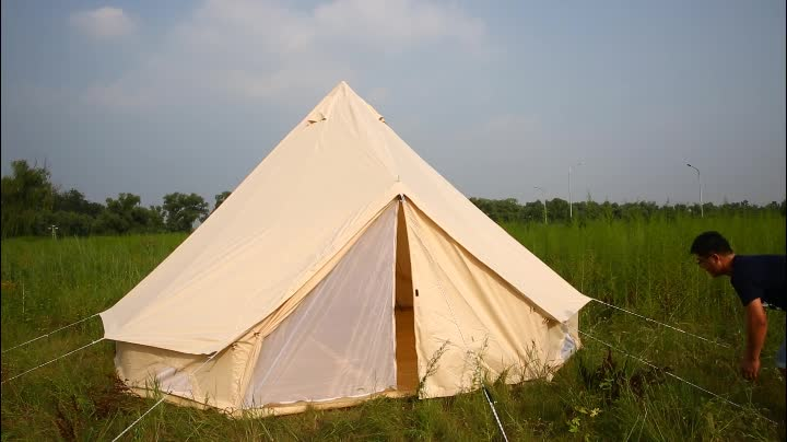 6m canvas wall tent military canvas tents for sale & 6m Canvas Wall Tent Military Canvas Tents For Sale - Buy Canvas ...