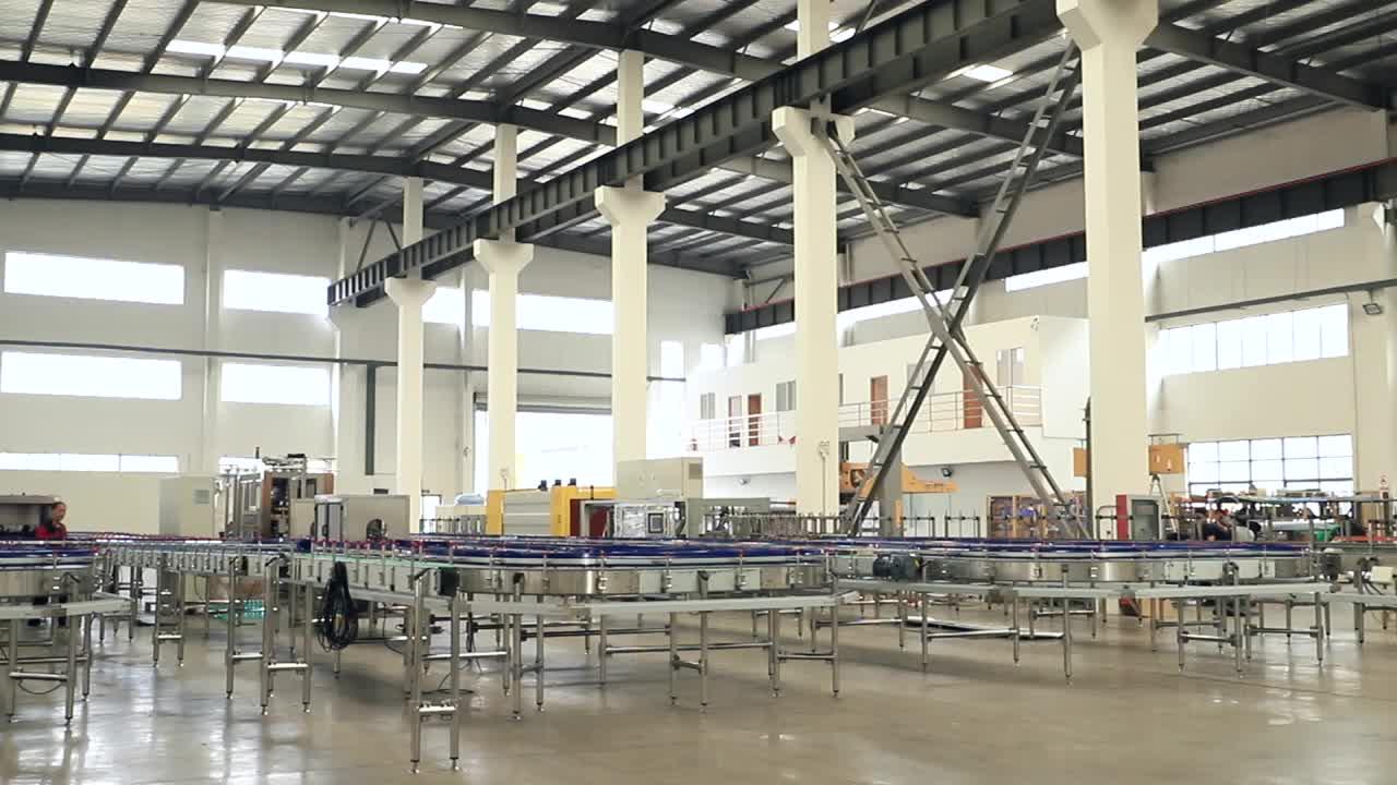 New Condition und Barrel Packaging Type mineral wasser produktion linie