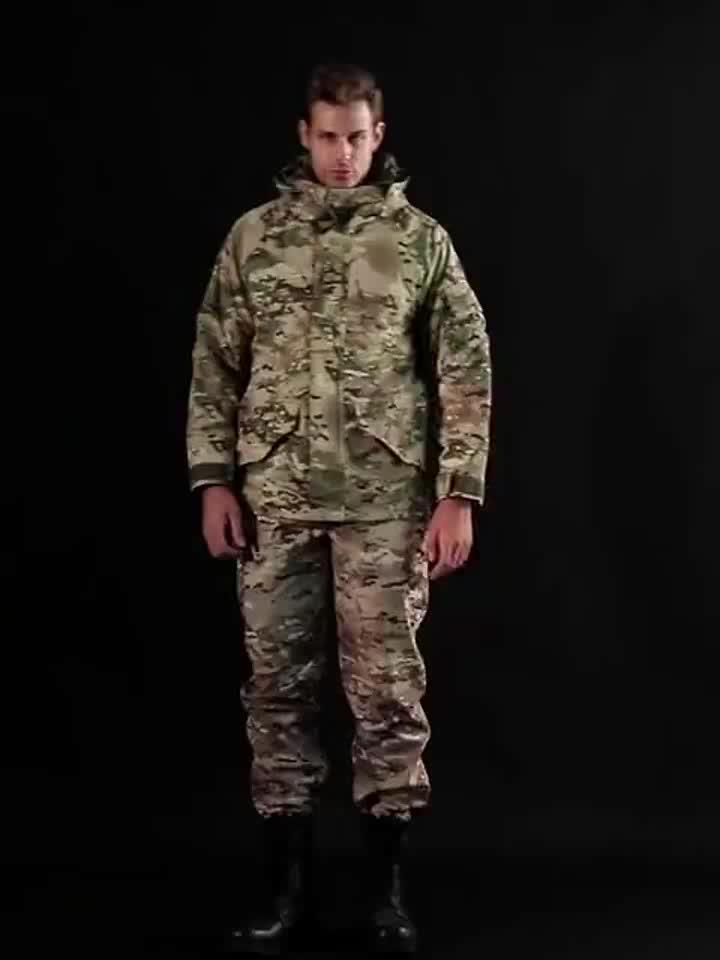 M65 Katun Tahan Air Militer Taktis Militer Combat Jacket Cocok Amerika IX Jaket