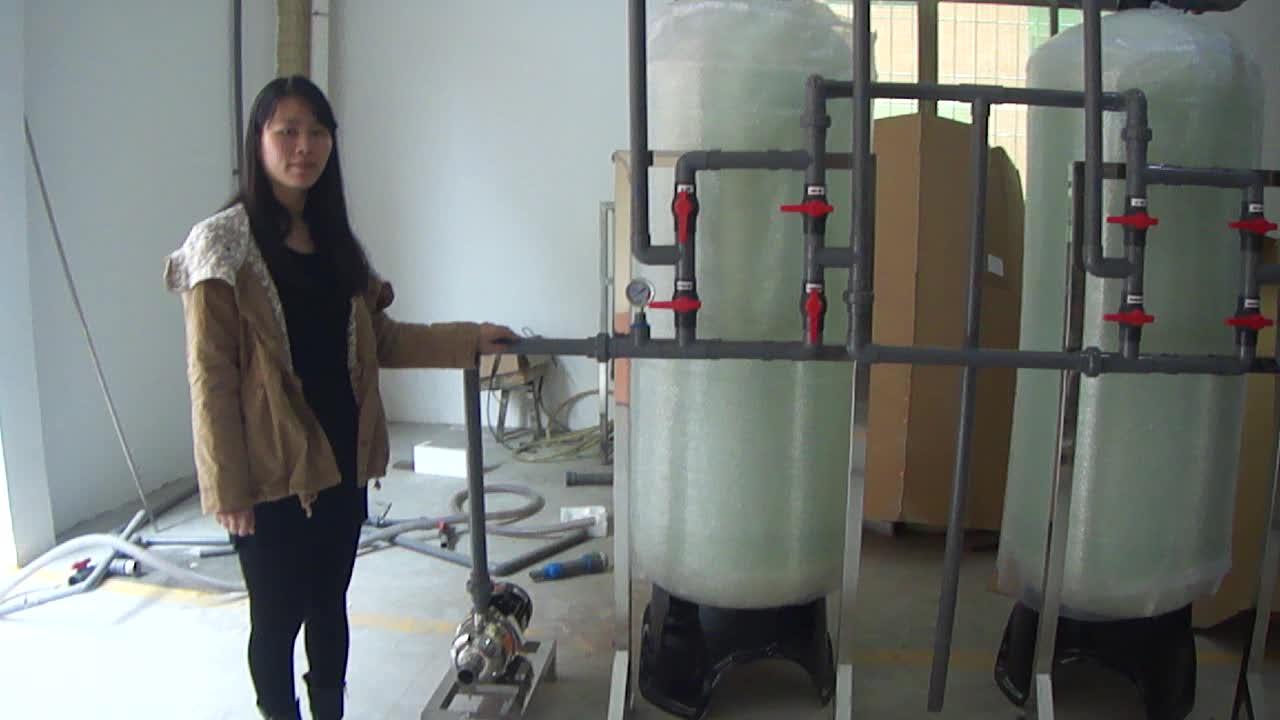 enviroment保護2000lph浄水機中国