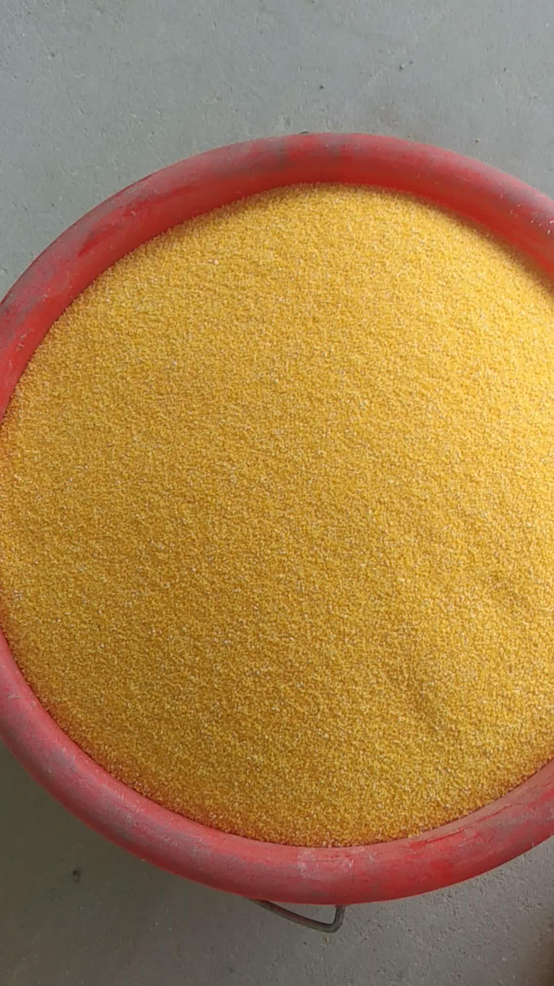 Maize grits soya grits wheat rice groats making machine snack cornmeal mill maker indian corn flour milling machine