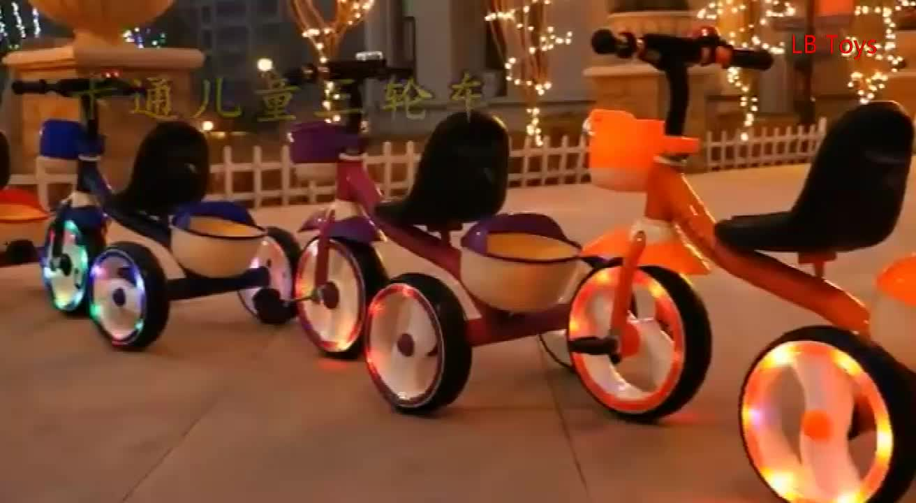 Tricycle kids tricycle with back seat tricycle for kids baby