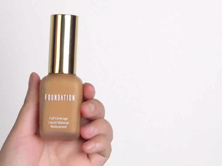 RTS09 Vegan  face foundation makeup  liquid foundation private label