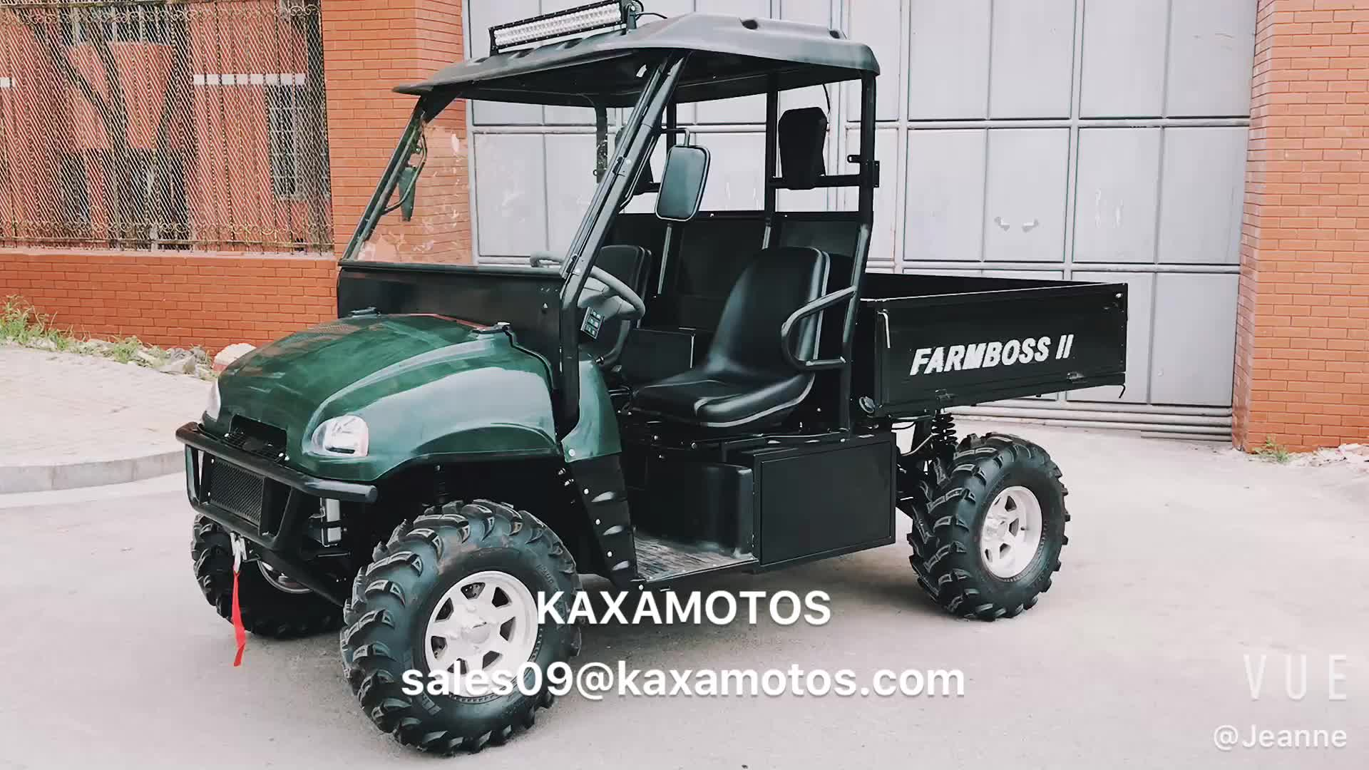 2019 Hot selling Farm Boss 1000CC Diesel UTV 4x4