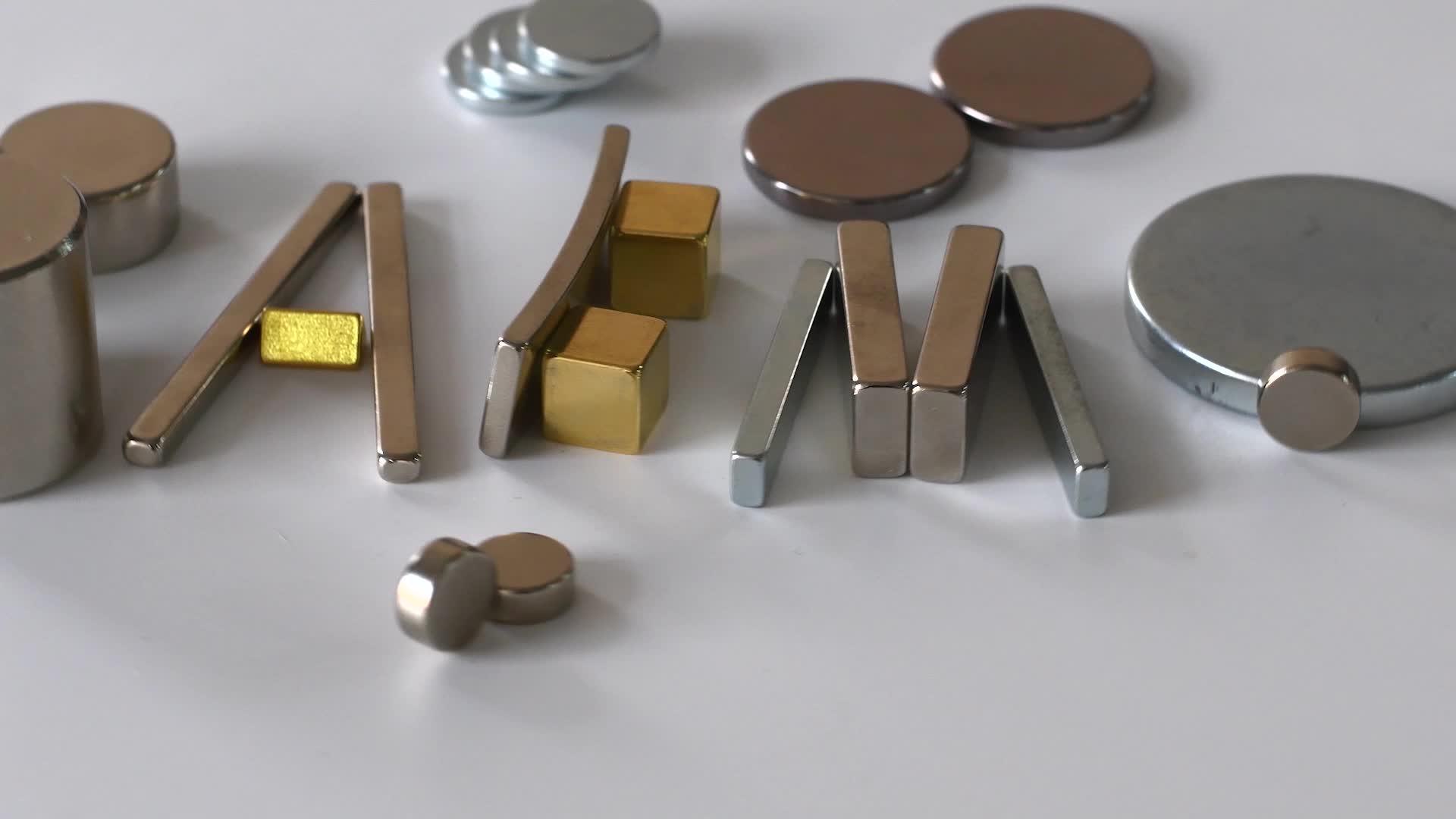 Kostenlose Probe Permanent N50 Disc Neodym Magnet 12mm