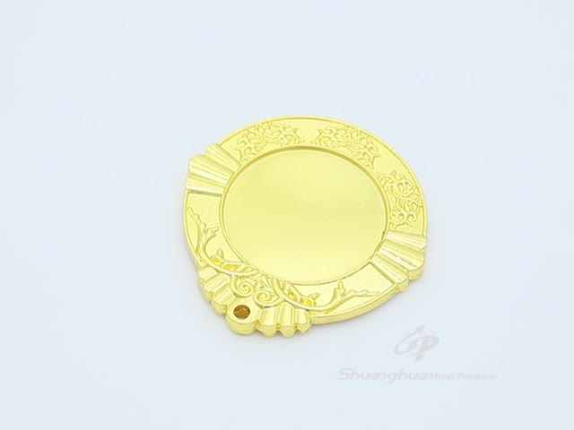 factory cheap custom high quality 3d gold sliver sports blank medals