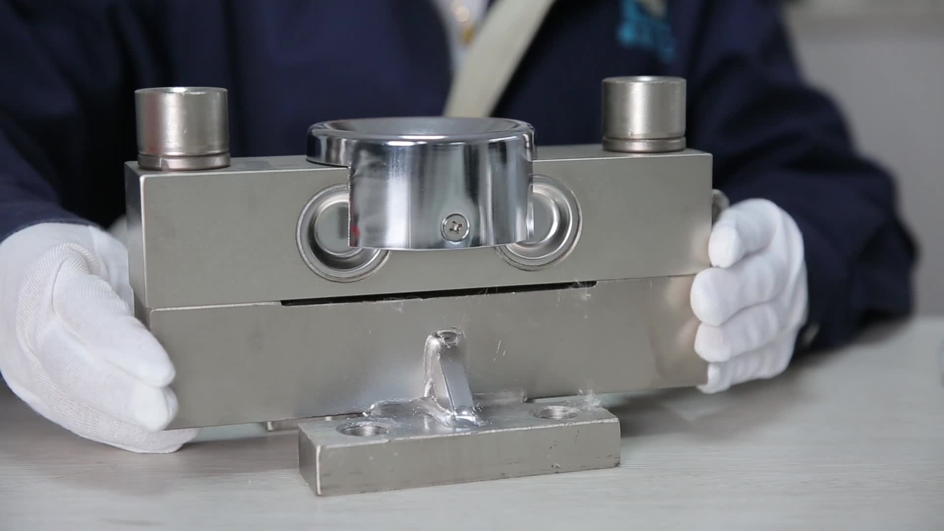 Explosion Proof Load Cell For Check Weigher,Customized H8C Zemic Load Cell Sensor