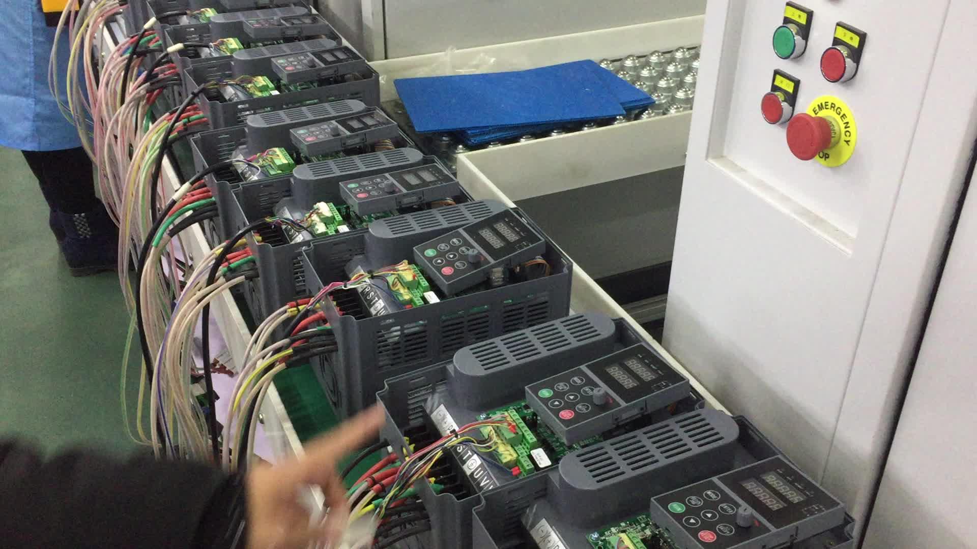 Convertisseur de fréquence 50 hz à 60 hz triphasé ou monophasé pour pompe